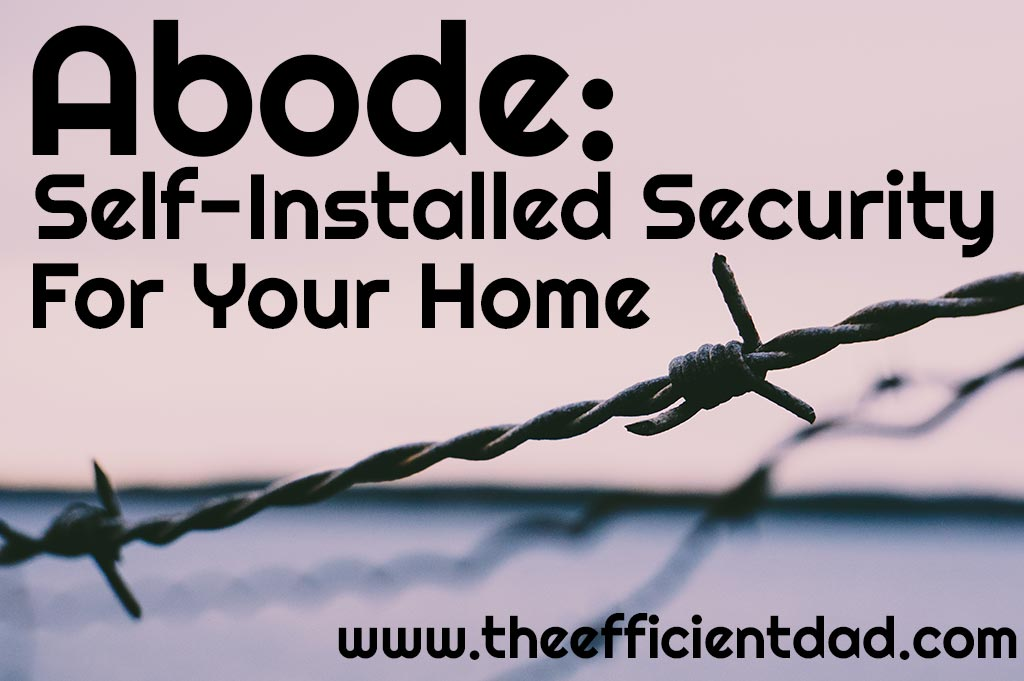 Abode Self Installed Security for your Home