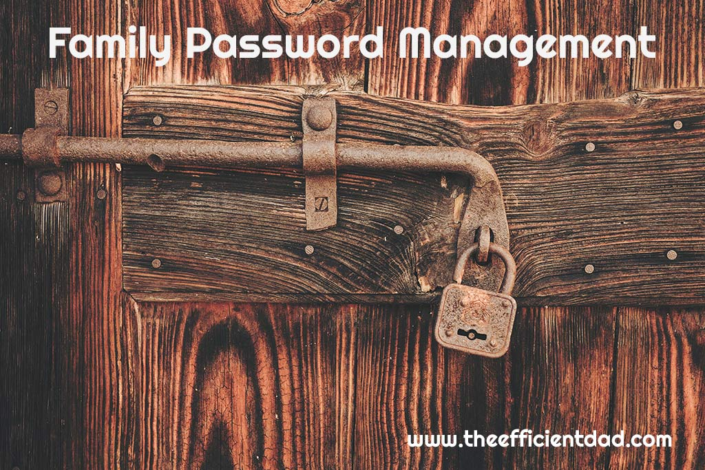 Family Password Management